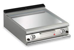 Baron Queen7 Q70FTT/G805 Smooth Gas Chromed Griddle Plate