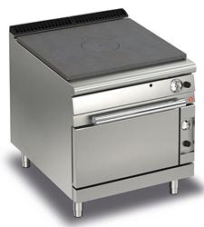 Baron Queen7 Q70TPF/G800 Target Top Gas Oven