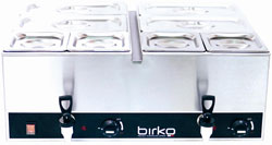Birko B1110100 Double Bain Marie