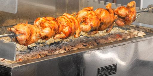 Seriously good BBQ Chicken