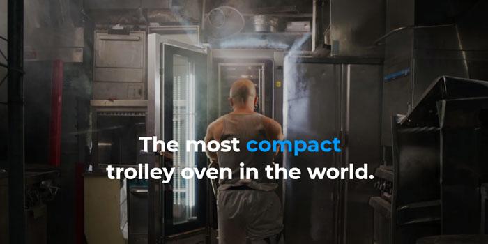 Compact outside, big inside!