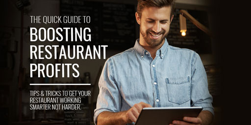 The quick guide to boosting restaurant profits