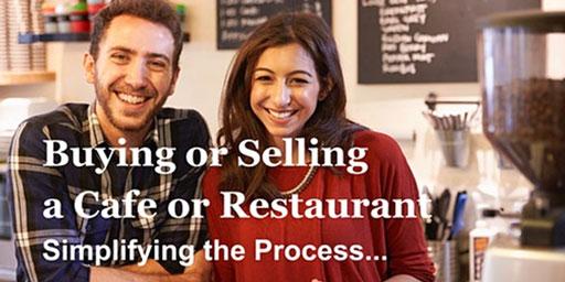 Buying or Selling a Restaurant - Webinar