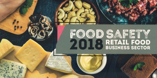 Food Safety for the Retail Business Sector