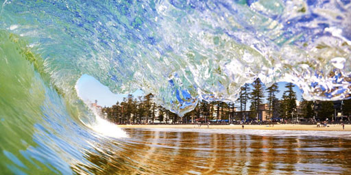 Northern Beaches Relief