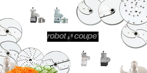 Chop, grind, knead and mix with Robot Coupe