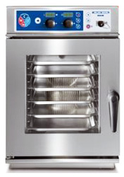 Blue Seal EC611CSDW 6 Tray S Line Compact Combi Oven