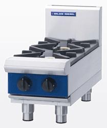 Blue Seal G512D-B Gas Cooktop 2 Burner Bench Model