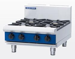 Blue Seal G514C-B Gas Cooktop 2 Burner 300 Griddle Bench Model