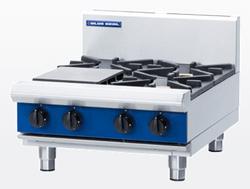Blue Seal G514D-B Gas Cooktop 4 Burner Bench Model