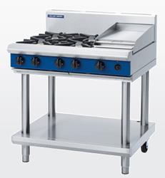 Blue Seal G516C-LS Gas Cook Top 4 Burner 300 Grill