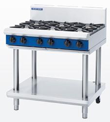 Blue Seal G516D-LS Gas 6 Burner Cook Top
