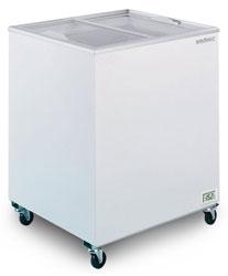 Bromic CF0200FTFG 191L Display Chest Freezer
