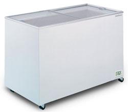Bromic CF0400FTFG 401L Display Chest Freezer