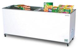 Bromic CF0700FTFG 670L Display Chest Freezer