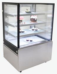 Bromic FD4T0900C 900mm 4 Tier Cold Food Display