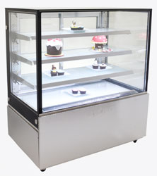 Bromic FD4T1200C 1200mm 4 Tier Cold Food Display