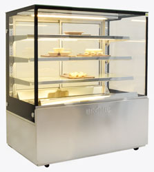 Bromic FD4T1200H 1200mm 4 Tier Hot Food Display