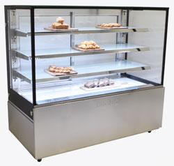 Bromic FD4T1500A 1500mm 4 Tier Ambient Food Display