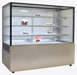 Bromic FD4T1500C 1500mm 4 Tier Cold Food Display
