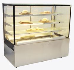 Bromic FD4T1500H 1500mm 4 Tier Hot Food Display