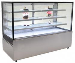 Bromic FD4T1800A 1800mm 4 Tier Ambient Food Display