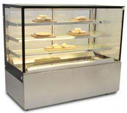 Bromic FD4T1800H 1800mm 4 Tier Hot Food Display