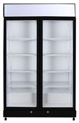 Bromic GM1000L LED ECO 960L 2 Door Vertical Display Chiller