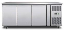 Bromic UBC1795SD 417L 3 Solid Door Underbench Chiller