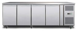 Bromic UBC2230SD 553L 4 Solid Door Underbench Chiller