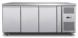 Bromic UBF1795SD 417L 3 Solid Door Underbench Storage Freezer