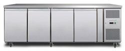 Bromic UBF2230SD 553L 4 Solid Door Underbench Storage Freezer