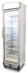 Bromic UF0374LS LED 300L 1 Door Display Freezer