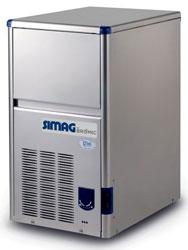 Simag by Bromic IM0018HSC-HE Hollow Ice Machine