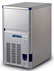Simag by Bromic IM0024HSC-HE Hollow Ice Machine