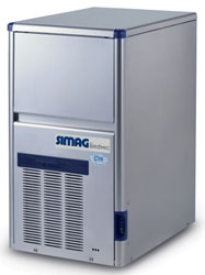 Simag by Bromic IM0034HSC-HE Hollow Ice Machine