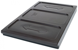Cambro 1200DIV Thermobarrier Food Transportation Plate