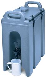 Cambro 250LCD Camtainer 9.5Lt Beverage Dispenser