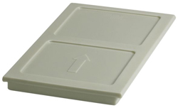 Cambro 400DIV Thermobarrier Food Transportation Plate