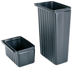 Cambro BC331KDTC KD Cart 30L Trash Container