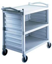 Cambro BC340KDP KD Cart Single Shelf Panel Set for BC340KD only