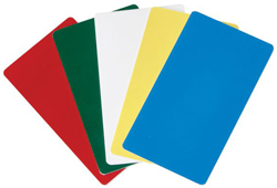 Cambro EPPID5000 CAM GoBox 5 Coloured Label Set