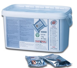 Rational 56-00-211 Rinse Aid Tabs for Self Cooking Centre without CareControl