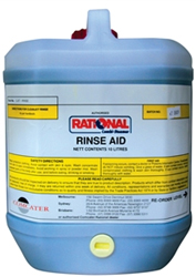 Rational 9006-0137 Liquid Rinse Aid for CombiMaster