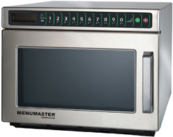 Menumaster DEC18E Heavy Duty Microwave Oven