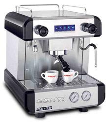 Conti BCM101CC-1 CC100 Tall Cup 1 Group Volumetric Espresso Coffee Machine