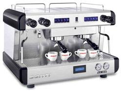 Conti BCM102CC-2 CC100 Tall Cup 2 Group Volumetric Espresso Coffee Machine