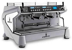 Conti BCM400MC-2 Monte Carlo 2 Group Volumetric Espresso Coffee Machine