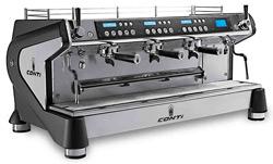 Conti BCM400MC-3 Monte Carlo 3 Group Volumetric Espresso Coffee Machine