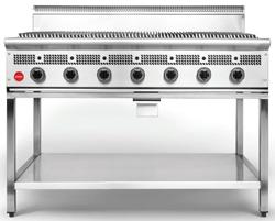Cookon BG-1200 1200 Gas Freestanding Char Grill